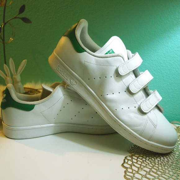 adidas Other - Adidas Stan Smith CF Men's Velcro Tennis shoe